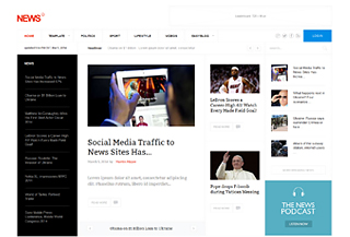 NEWS 2 : Premium WP Theme
